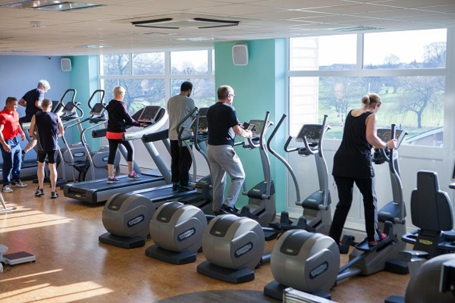 Lewsey Sports Park Indoor gym