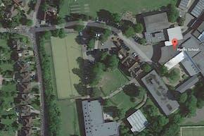 Hayes School | Grass Cricket Facilities
