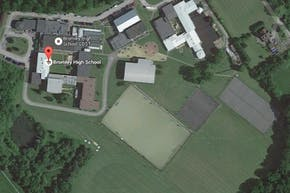 Bromley High School | Hard Badminton Court