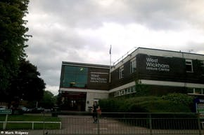 West Wickham Leisure Centre   N/a Swimming Pool