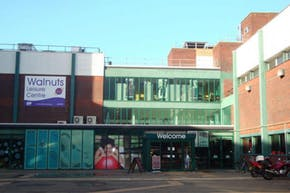 Walnuts Leisure Centre | Hard Squash Court