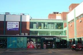 Walnuts Leisure Centre | Hard Badminton Court