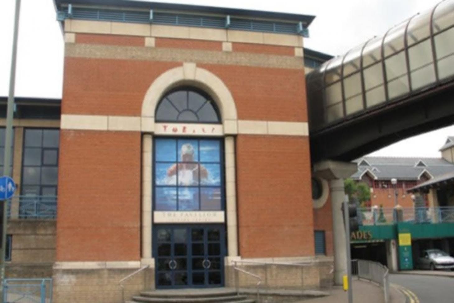 Pavilion Leisure Centre Indoor swimming pool