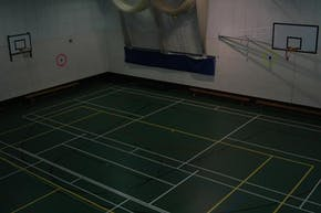 Croydon Sports Club | Indoor Netball Court