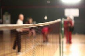 South Croydon Sports Club | Hard Badminton Court