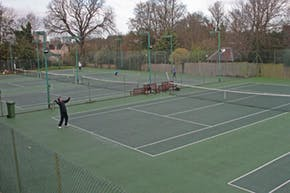 South Croydon Sports Club | Hard (macadam) Tennis Court