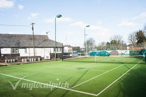 Old Actonians Association | Astroturf Tennis Court