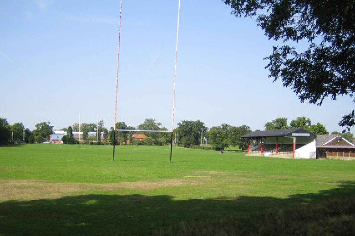 Bramley Road Sports Ground 11 a side | Grass football pitch