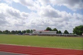 Queen Elizabeth Stadium Enfield | Artificial Athletics Track