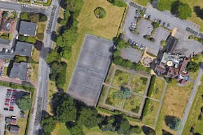 Sidcup Place | Hard (macadam) Tennis Court