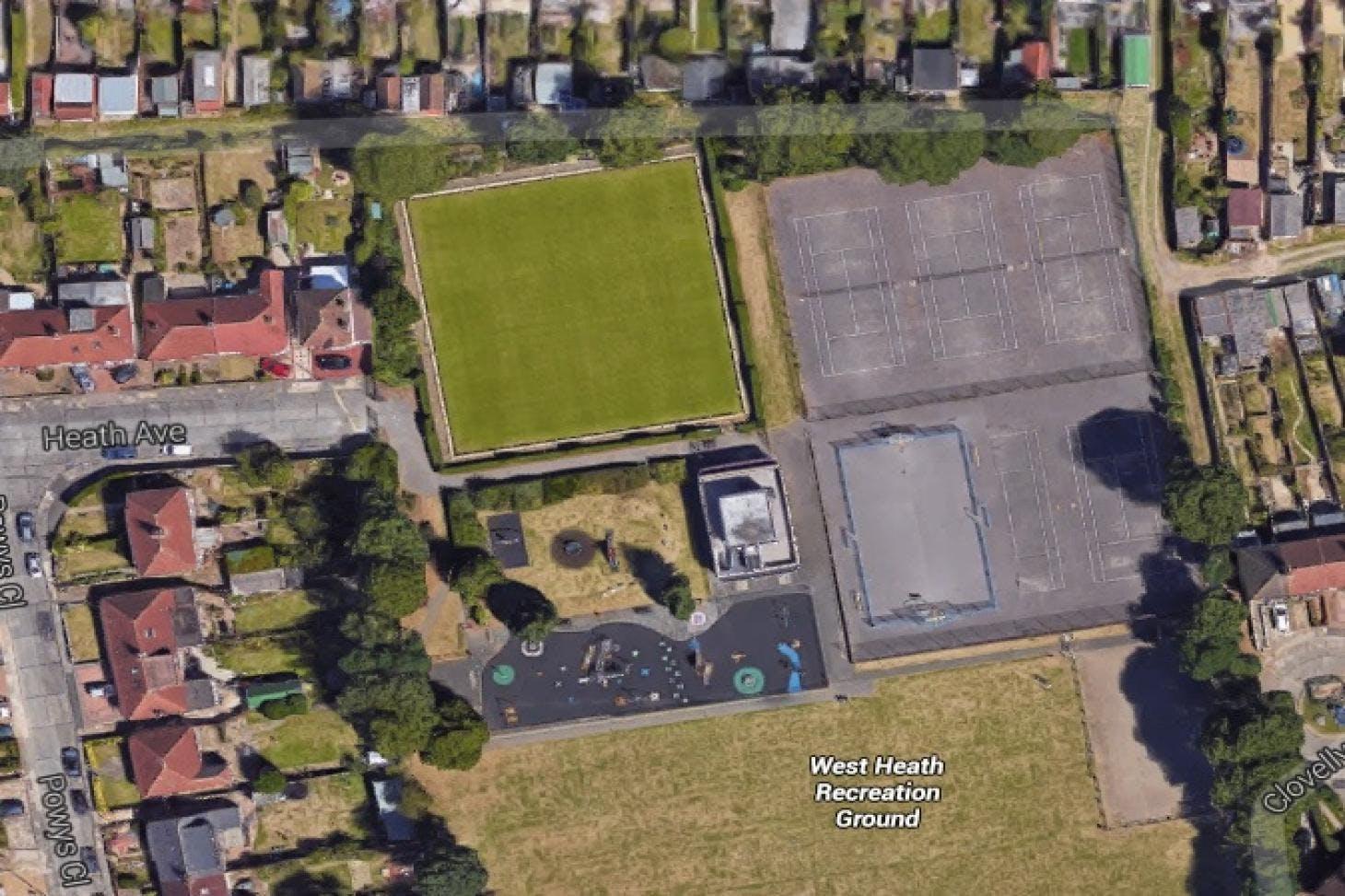 West Heath Recreation Ground Outdoor   Hard (macadam) tennis court