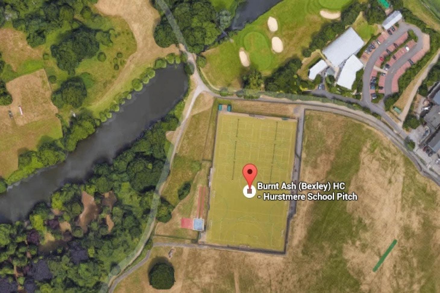 Burnt Ash Hockey Club, Hurstmere School Pitch Outdoor | Astroturf hockey pitch