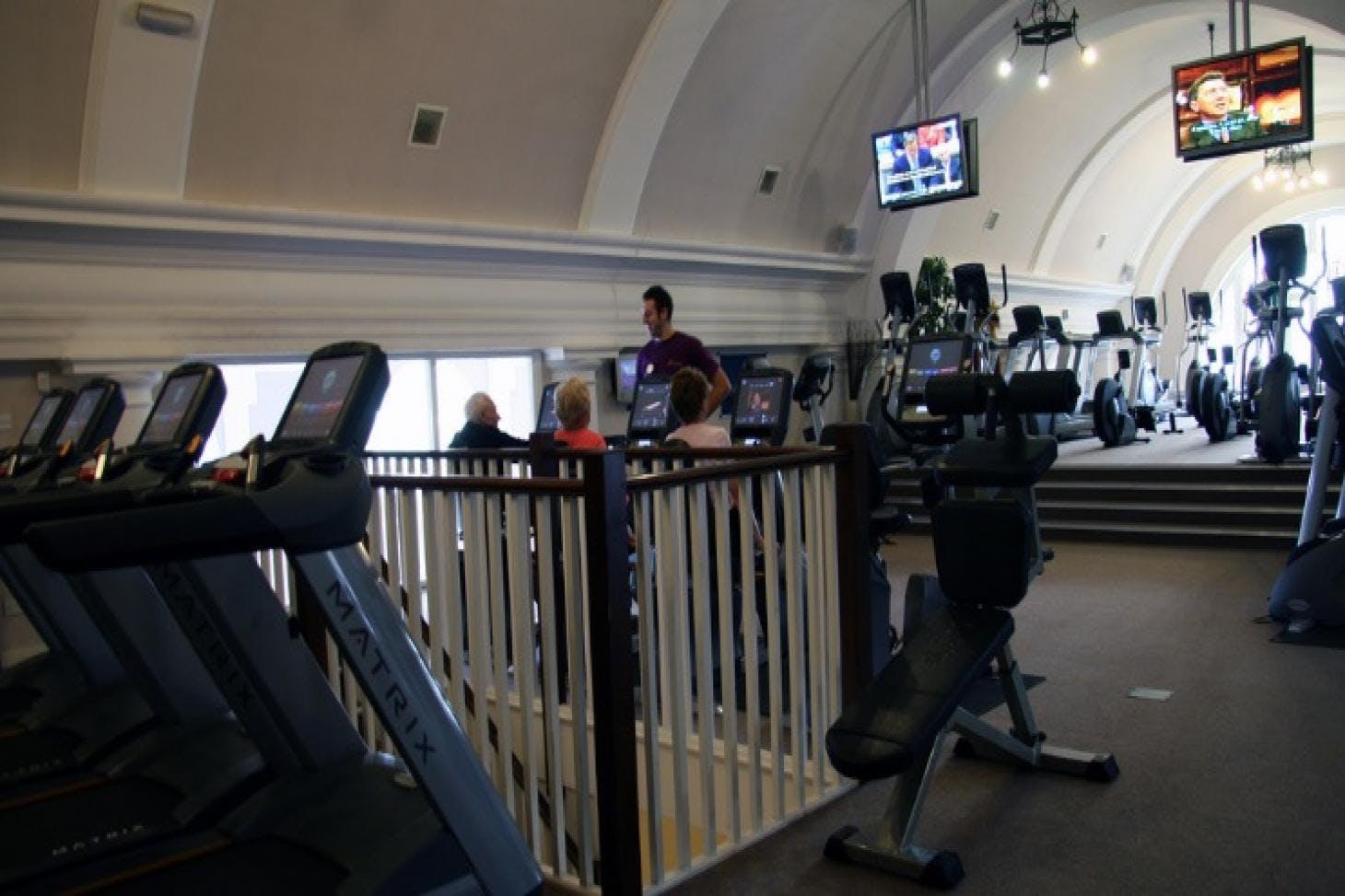 Reynolds Bexley Gym Gym gym