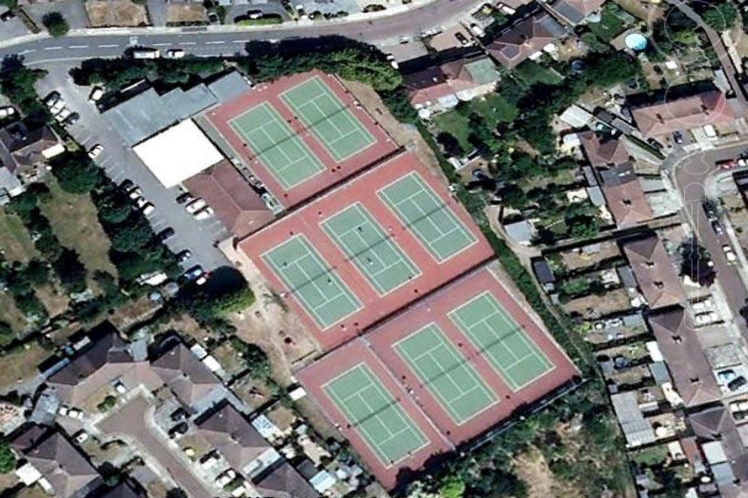 The Bexley Lawn Tennis, Squash & Racketball Club Gym gym