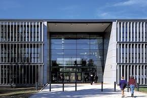 The Business Academy Bexley | Indoor Basketball Court