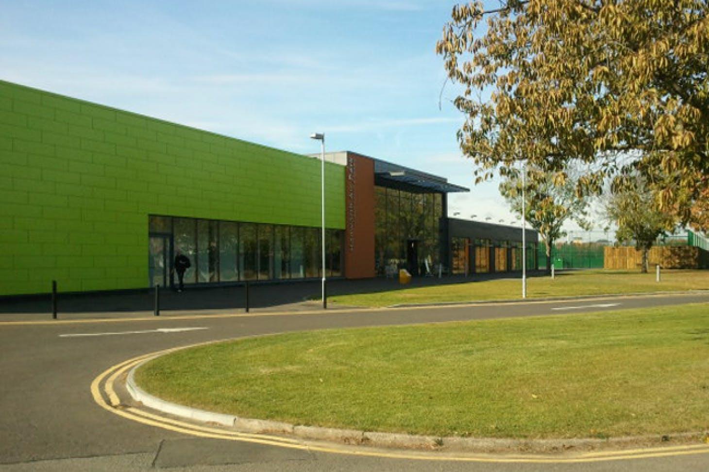 Hanworth Air Park Leisure Centre Indoor | Hard squash court