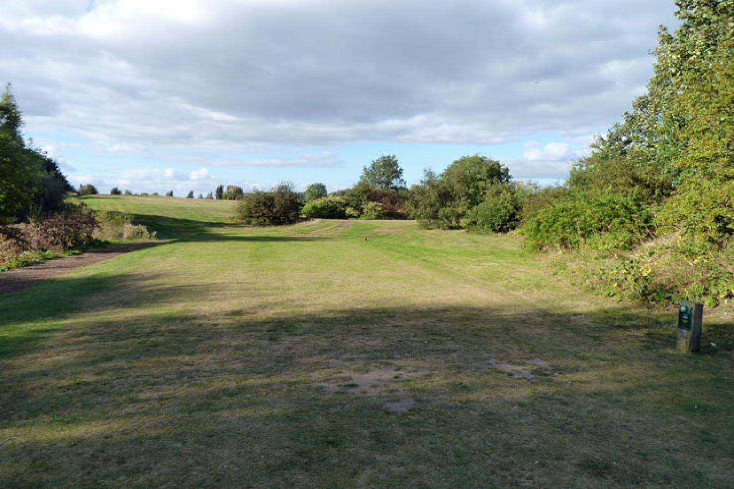 Hounslow Heath Golf Centre 18 hole golf course