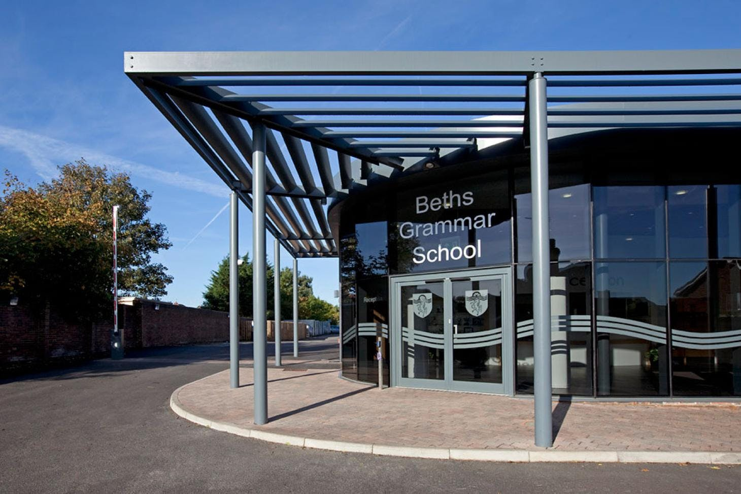 Beths Grammar School Full size | Grass cricket facilities