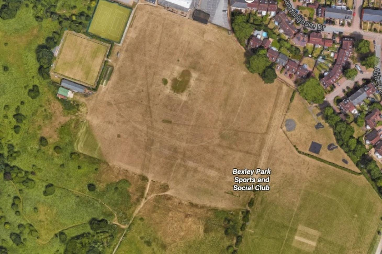 Bexley Park Sports and Social Club Union | Grass rugby pitch