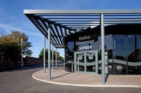 Beths Grammar School | Hard Badminton Court