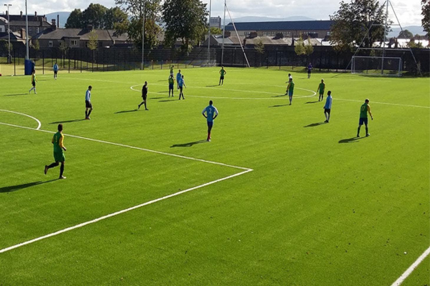 DIT Grangegorman 11 a side | Astroturf football pitch