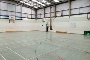 Hendon School | Indoor Basketball Court