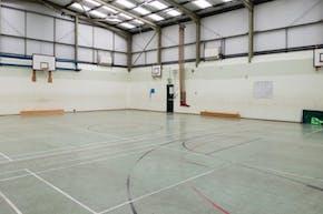 Hendon School | Indoor Basketball Court