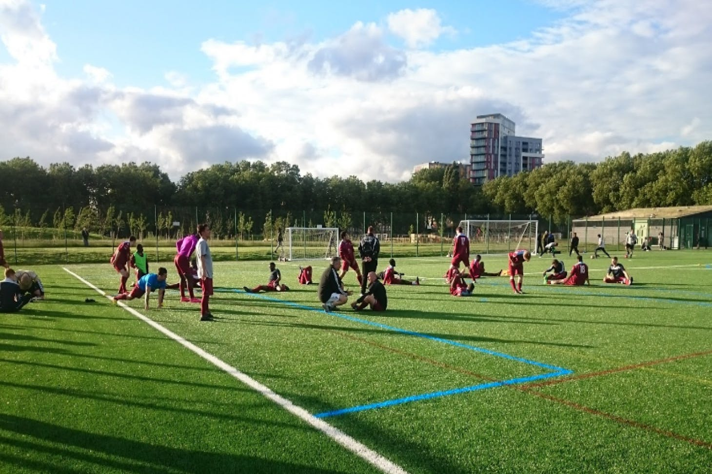 Mabley Green 5 a side | 3G Astroturf football pitch