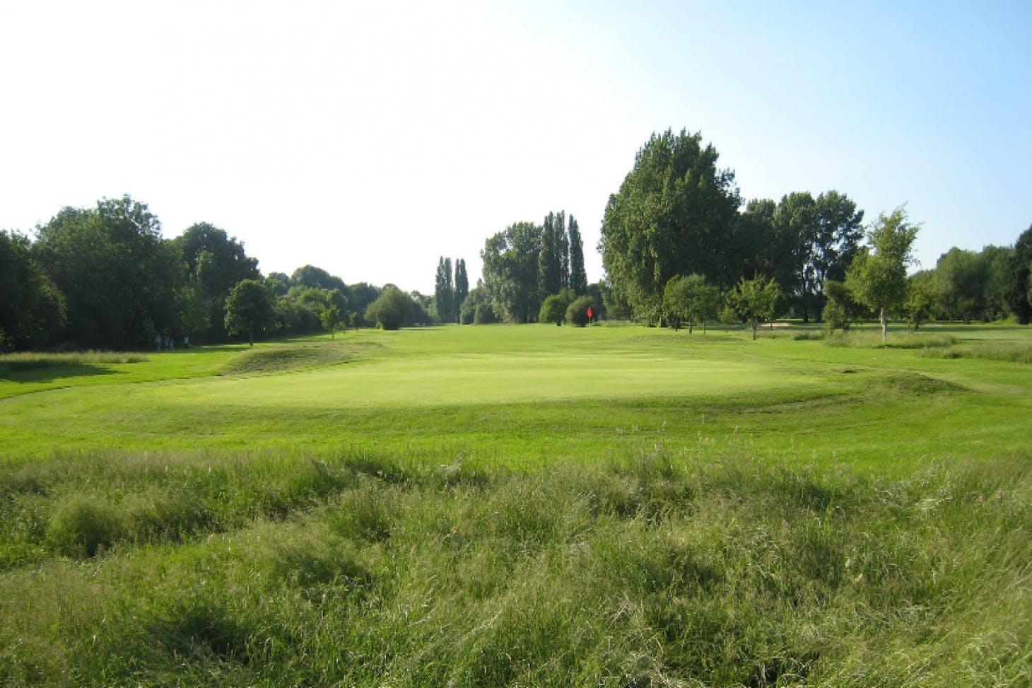 Datchet Golf Club 9 hole golf course