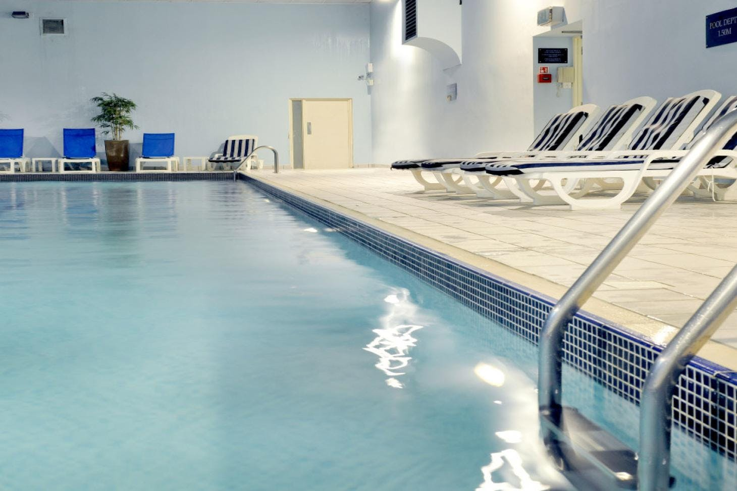 Club at Beaumont Estate Indoor swimming pool