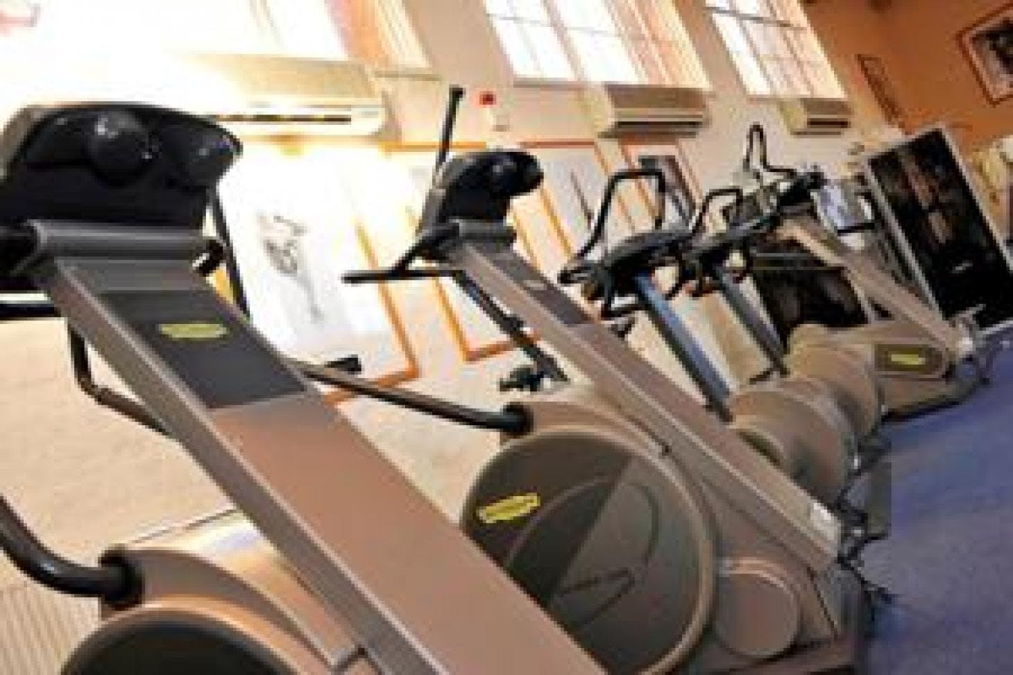 Club at Beaumont Estate Gym gym