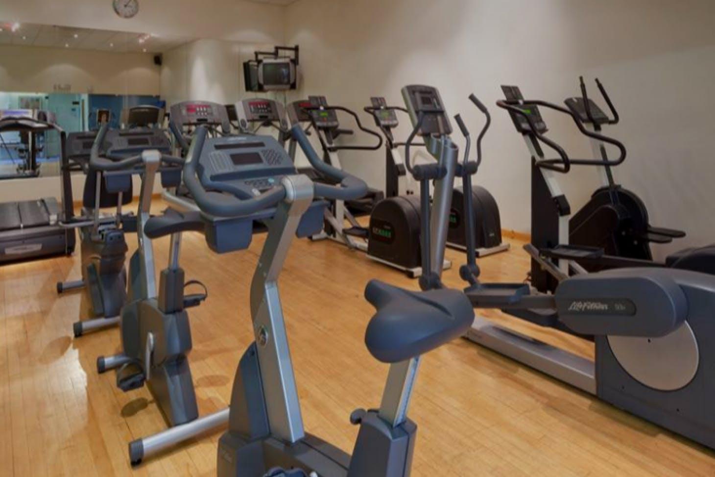 Spirit Health Club Maidenhead Indoor gym