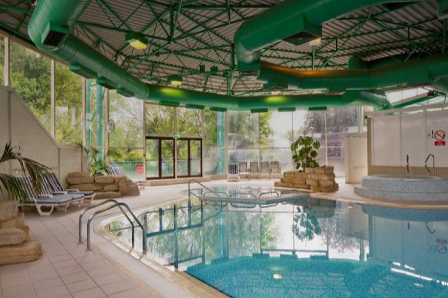 Spirit Health Club Maidenhead Indoor swimming pool