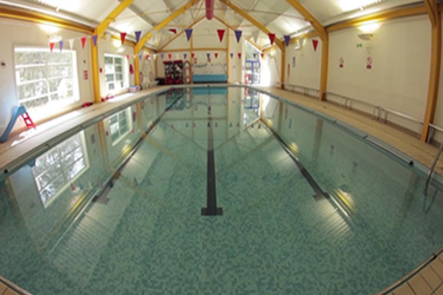 Marist Senior School Indoor swimming pool