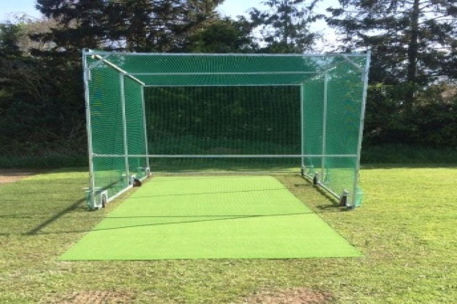 Desborough College Nets | Artificial cricket facilities