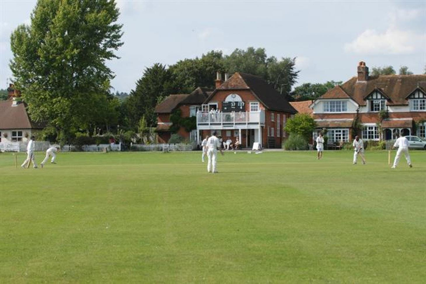 Littlewick Green Cricket Club Full size | Grass cricket facilities