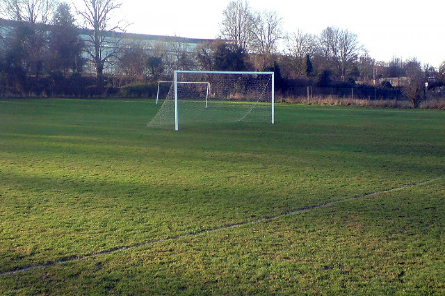 Hurley Recreation Ground 11 a side | Grass football pitch