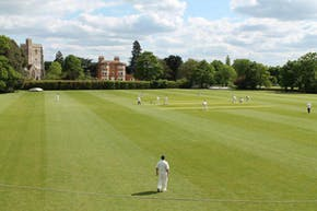 Maidenhead & Bray Cricket & Hockey Club | Grass Cricket Facilities