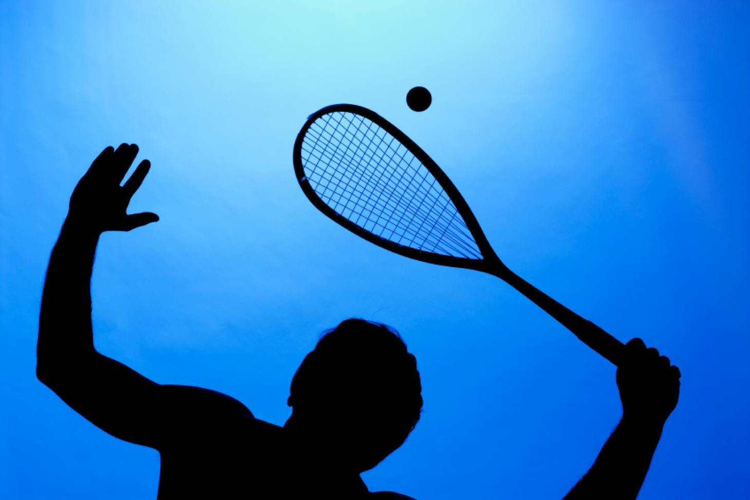 Hogarth Health Club Indoor | Hard squash court