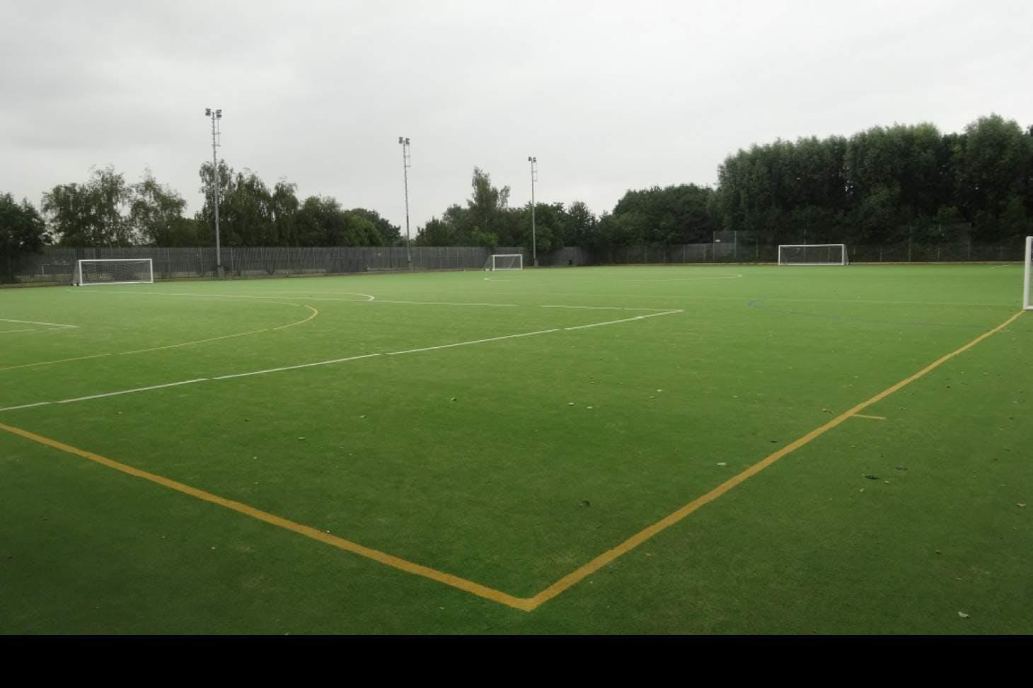 Lea Valley High School 5 a side | Astroturf football pitch