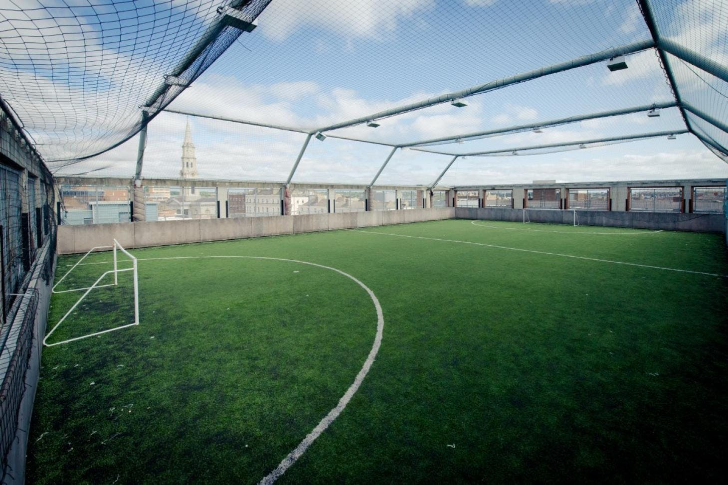 Belvedere College 5 a side | Astroturf football pitch