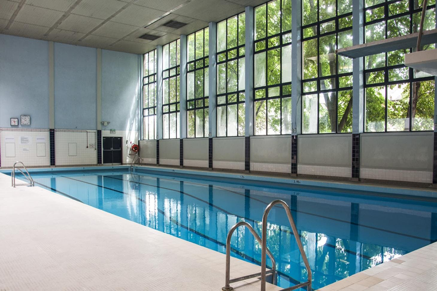 Charing Cross Sports Club Indoor swimming pool