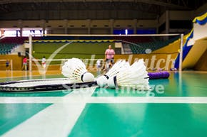 Watford Leisure Centre - Woodside | Hard Badminton Court