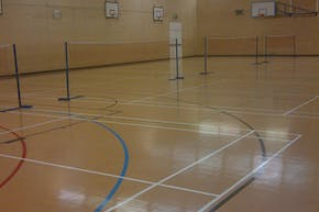 Becket Sports Centre | Indoor Netball Court