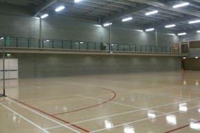 Dartford Grammar School for Girls | Hard Badminton Court