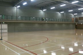 Dartford Grammar School for Girls | Indoor Netball Court