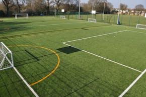 Richard Challoner School   3G astroturf Football Pitch