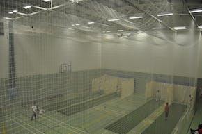 Richard Challoner School | Sports hall Cricket Facilities