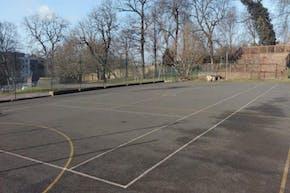 Virgo Fidelis Convent Senior School   Hard (macadam) Netball Court