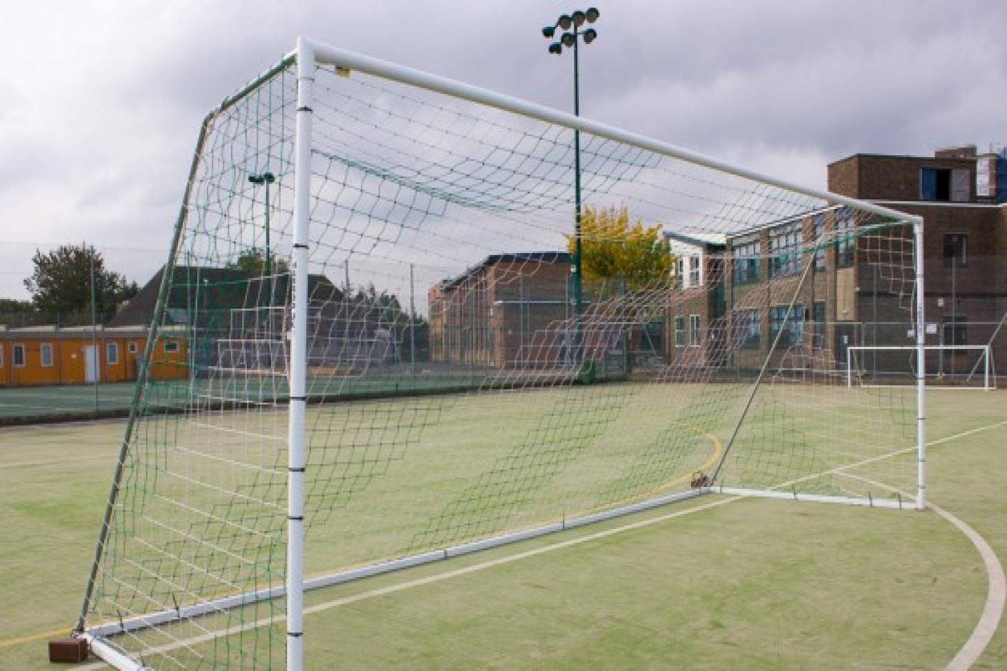Ark John Keats Academy 11 a side | Astroturf football pitch